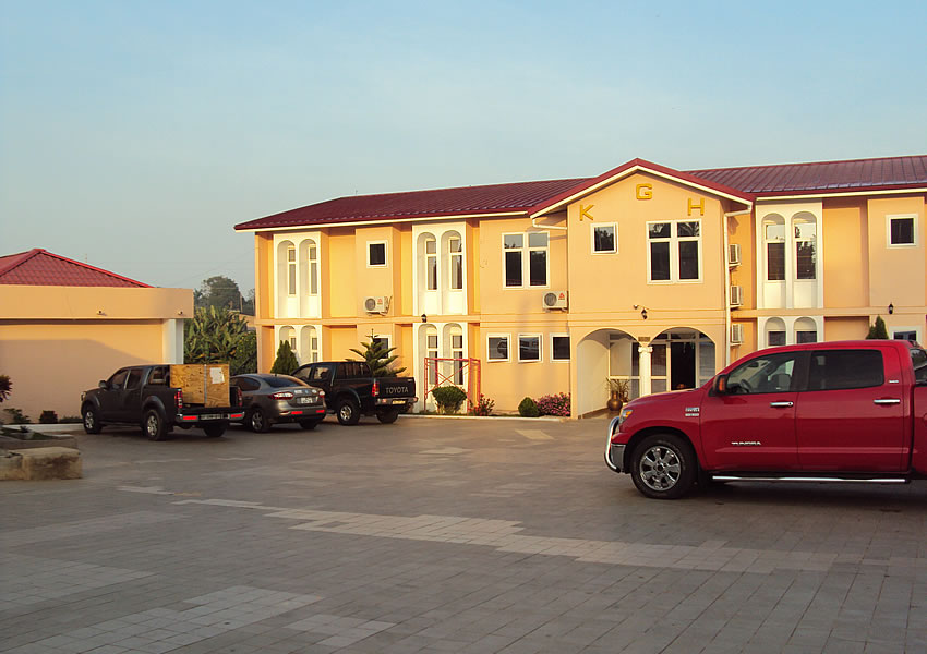 Our Ghana Hotels